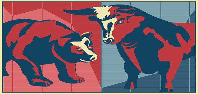 Bulls vs Bears Stock Market