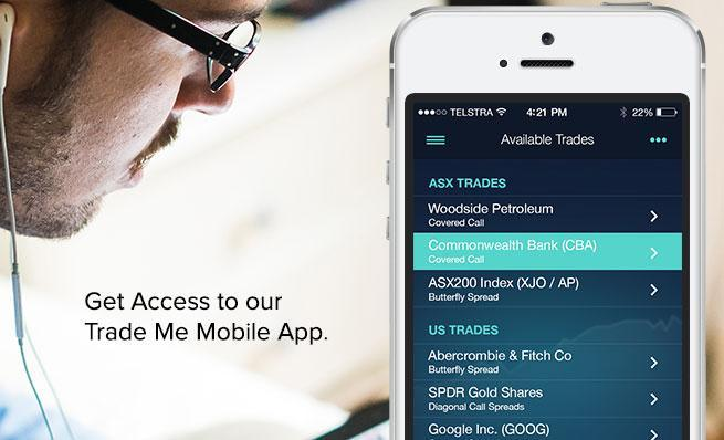 Trade Me Mobile Application