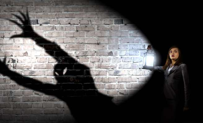 Stop being scared of your own shadow and start making money
